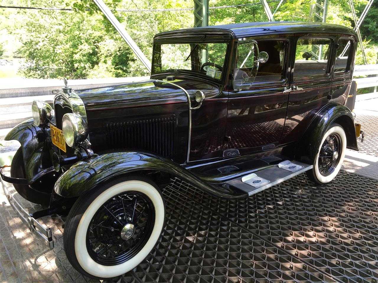Large Picture of '31 Model A - QPLX