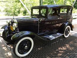 Picture of Classic 1931 Ford Model A located in Ossining New York - $23,000.00 - QPLX