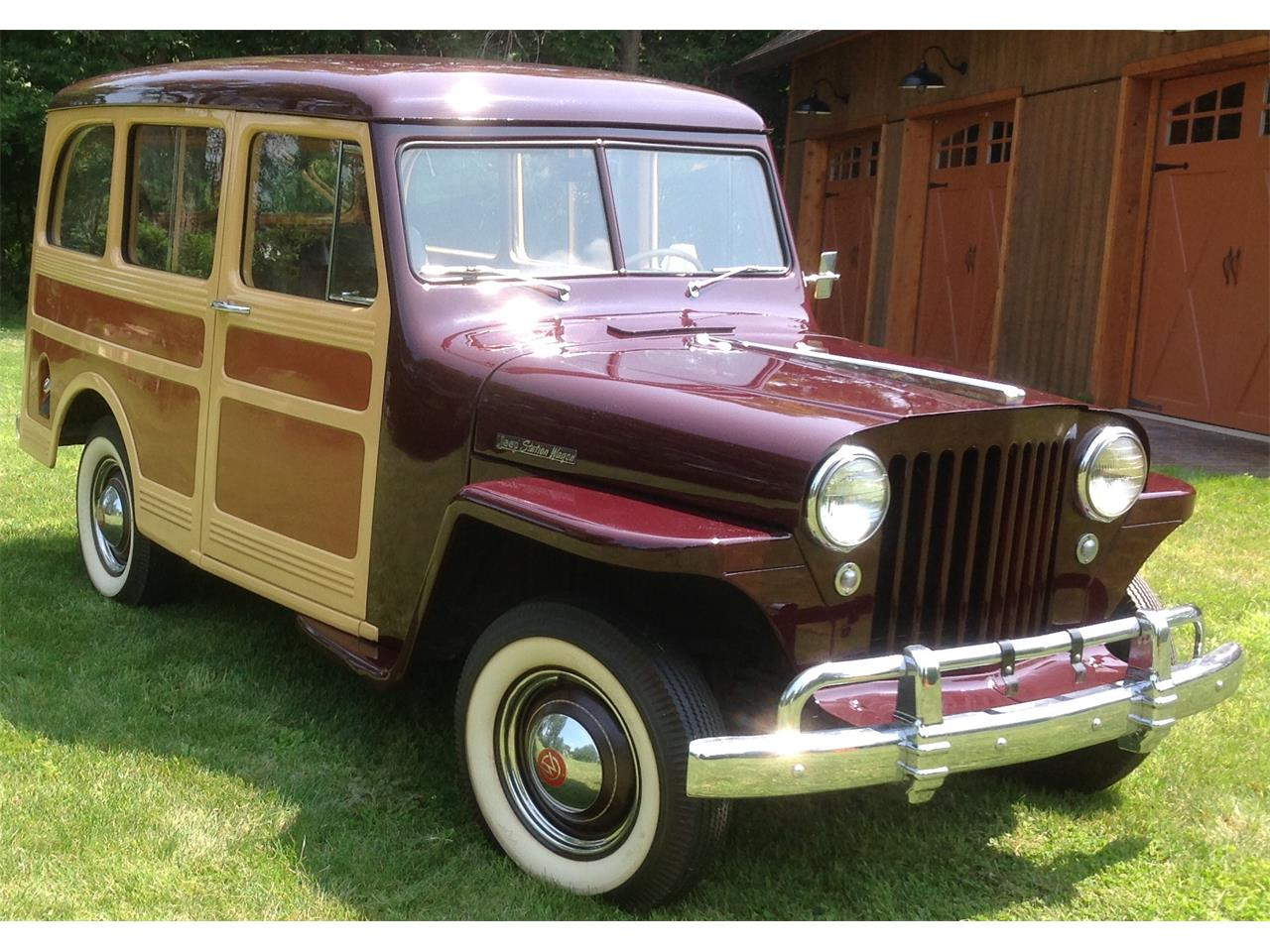 Large Picture of '48 Wagon - QPLZ