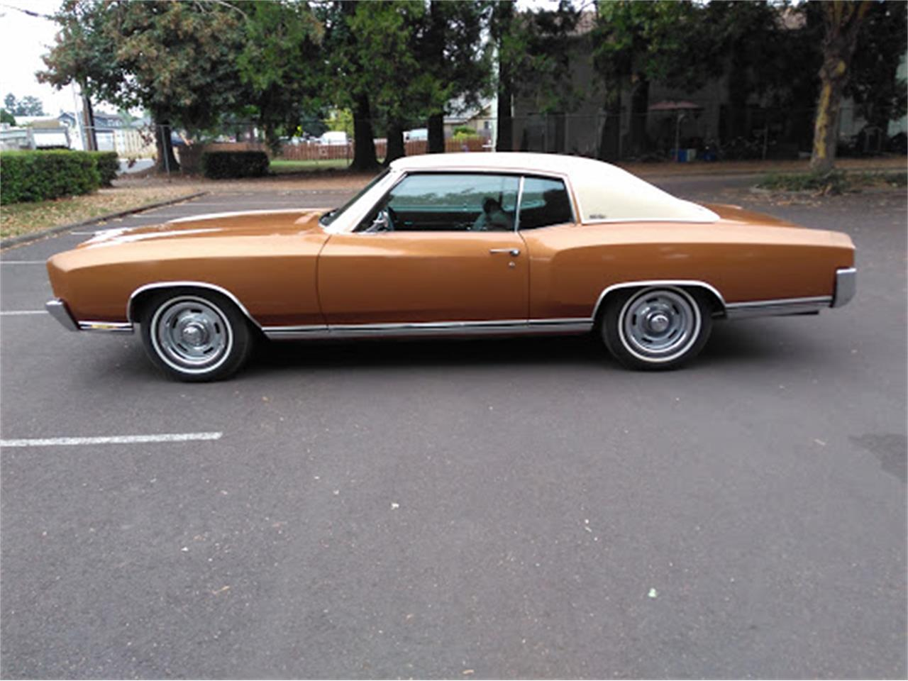 Large Picture of '72 Monte Carlo - QPM8