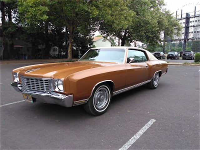 Picture of '72 Monte Carlo - QPM8