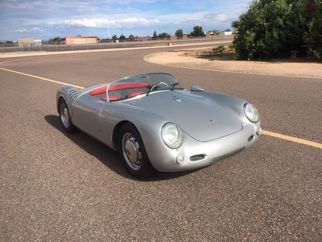 Picture of '57 Spyder - QPM9