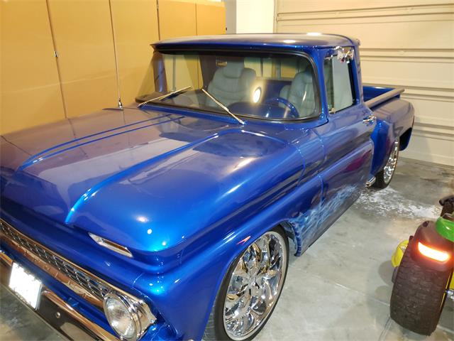 1963 Chevrolet C10 for Sale on ClassicCars com on