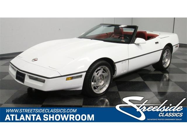 Picture of 1990 Chevrolet Corvette Offered by  - QPMM