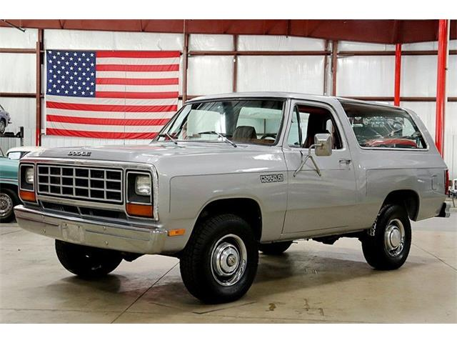 Picture of 1982 Ramcharger located in Kentwood Michigan - QPMZ