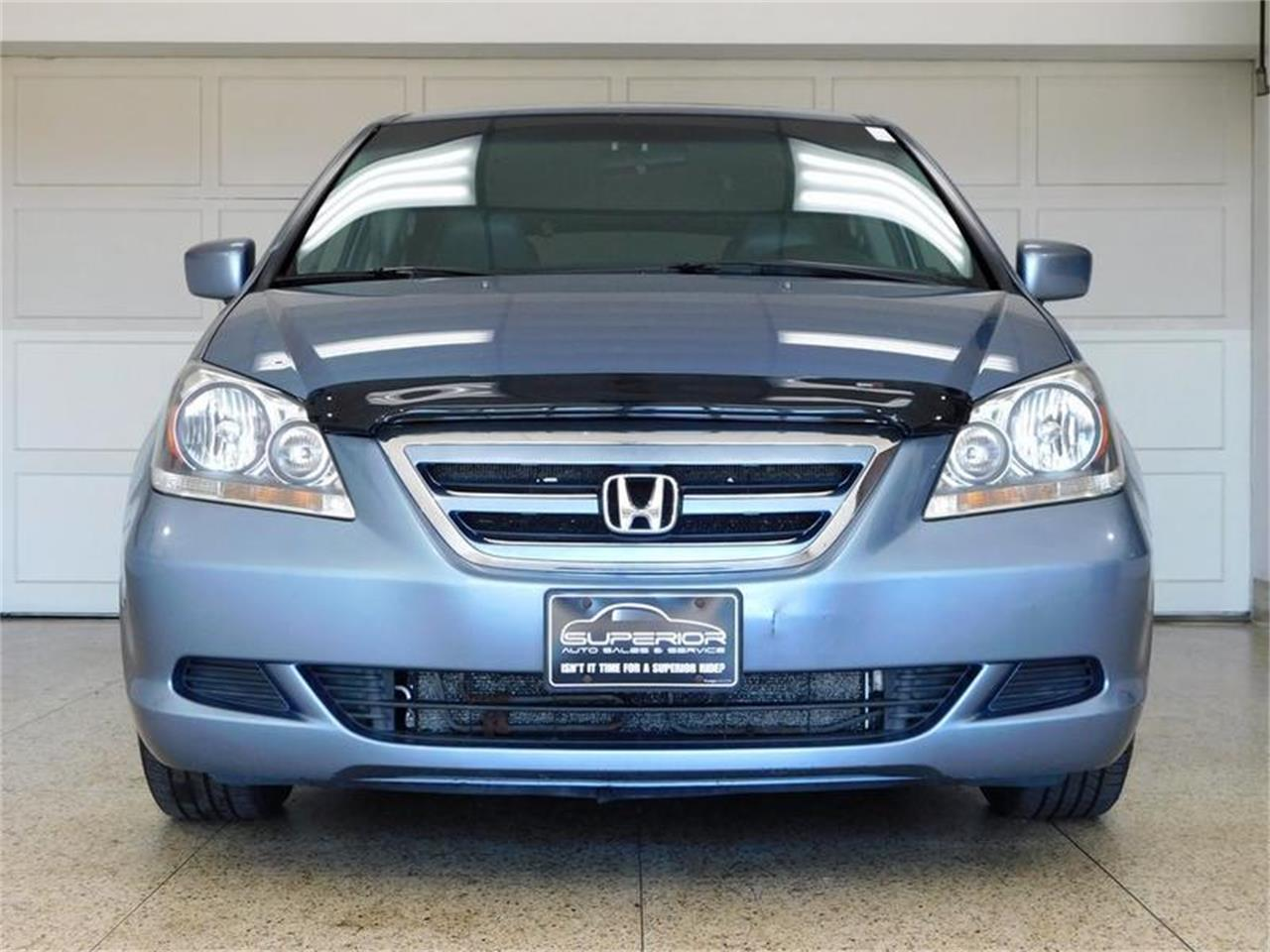 Large Picture of '06 Honda Odyssey - QPN6