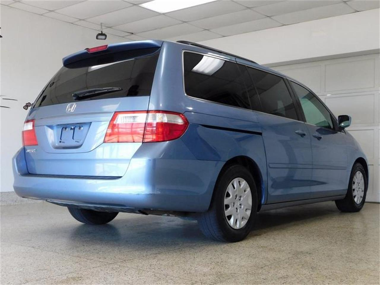 Large Picture of '06 Odyssey - QPN6