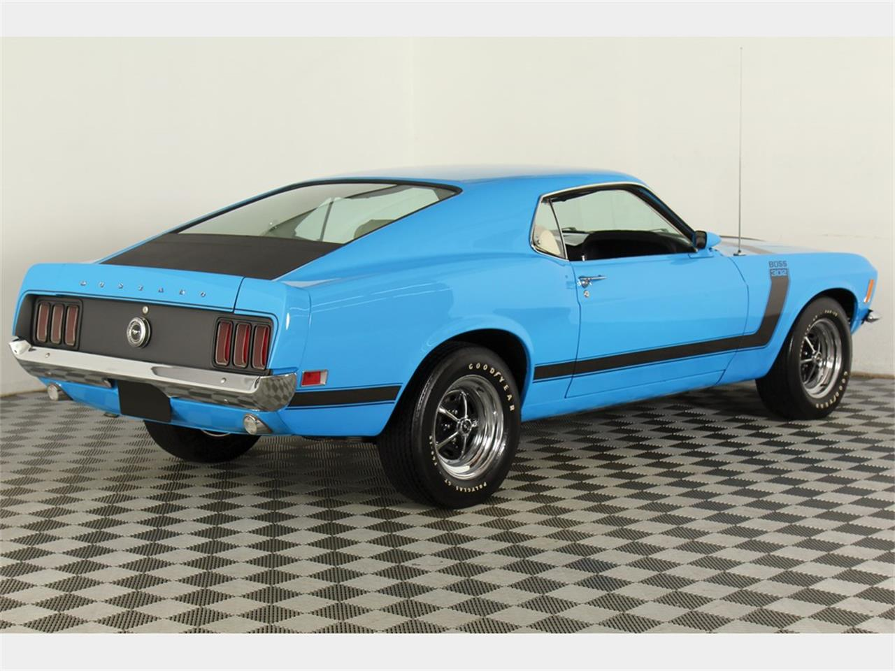 Large Picture of '70 Mustang - QKU7