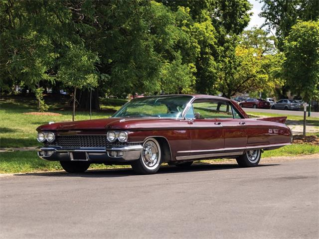 Picture of 1960 Cadillac Eldorado Brougham located in Auburn Indiana Auction Vehicle Offered by  - QPNI