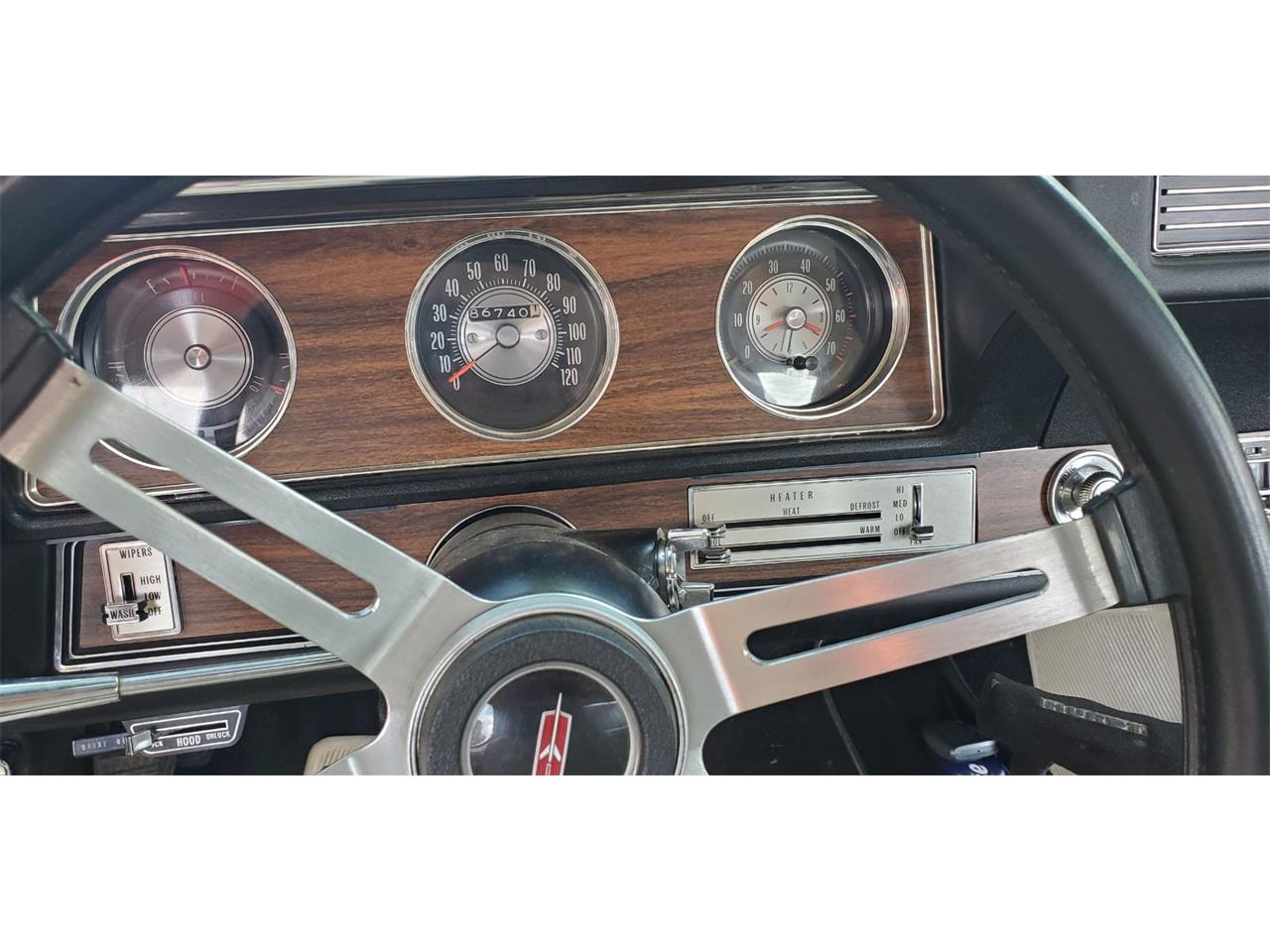 Large Picture of '72 Cutlass - QPNL