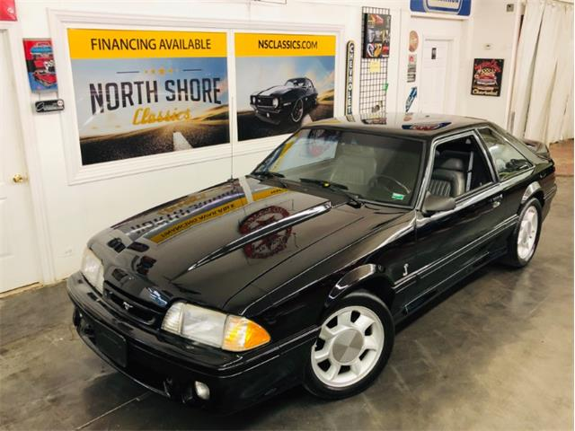 Picture of '93 Mustang - QPNN