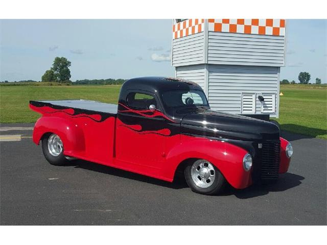 Picture of Classic '48 International Pickup - QPO1