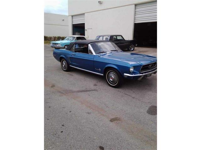 Picture of '68 Mustang - QPO6