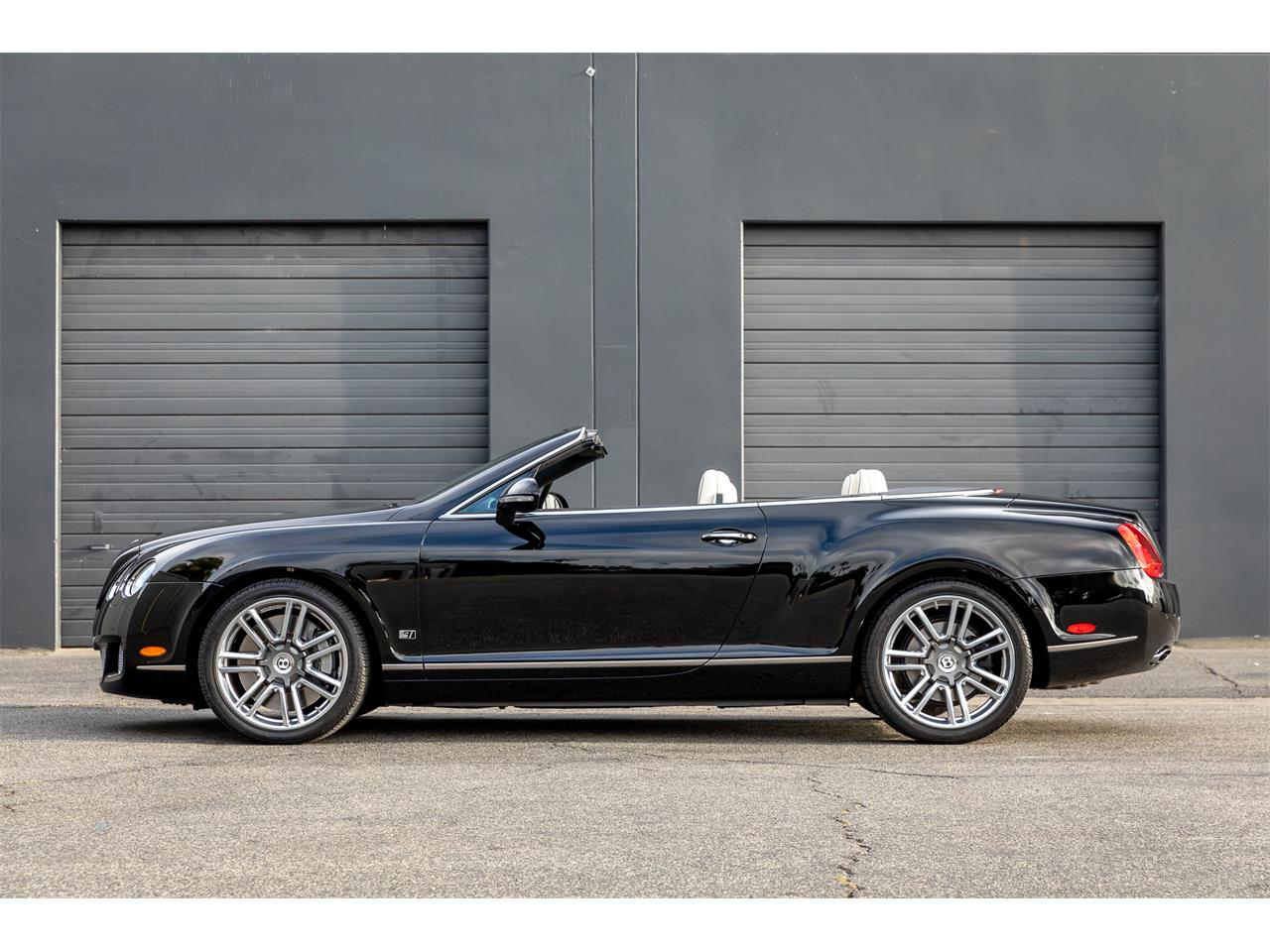 Large Picture of '10 Continental GTC - QPOG