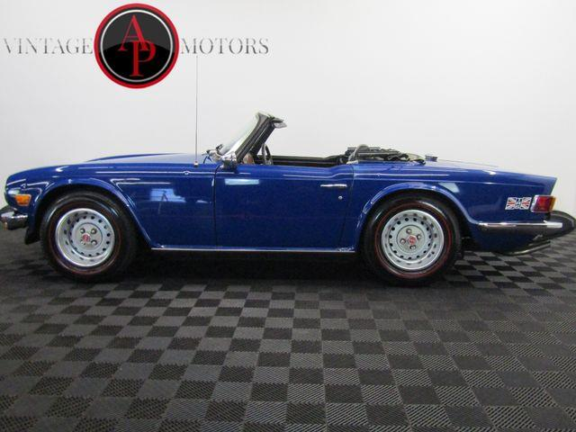 Picture of '76 TR6 - QPPA