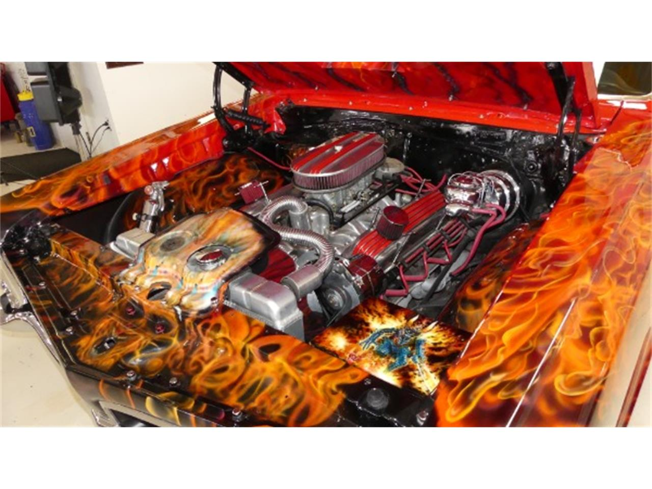 Large Picture of Classic '67 Pontiac Tempest located in Columbus Ohio - $27,995.00 Offered by Cruisin Classics - QPPZ