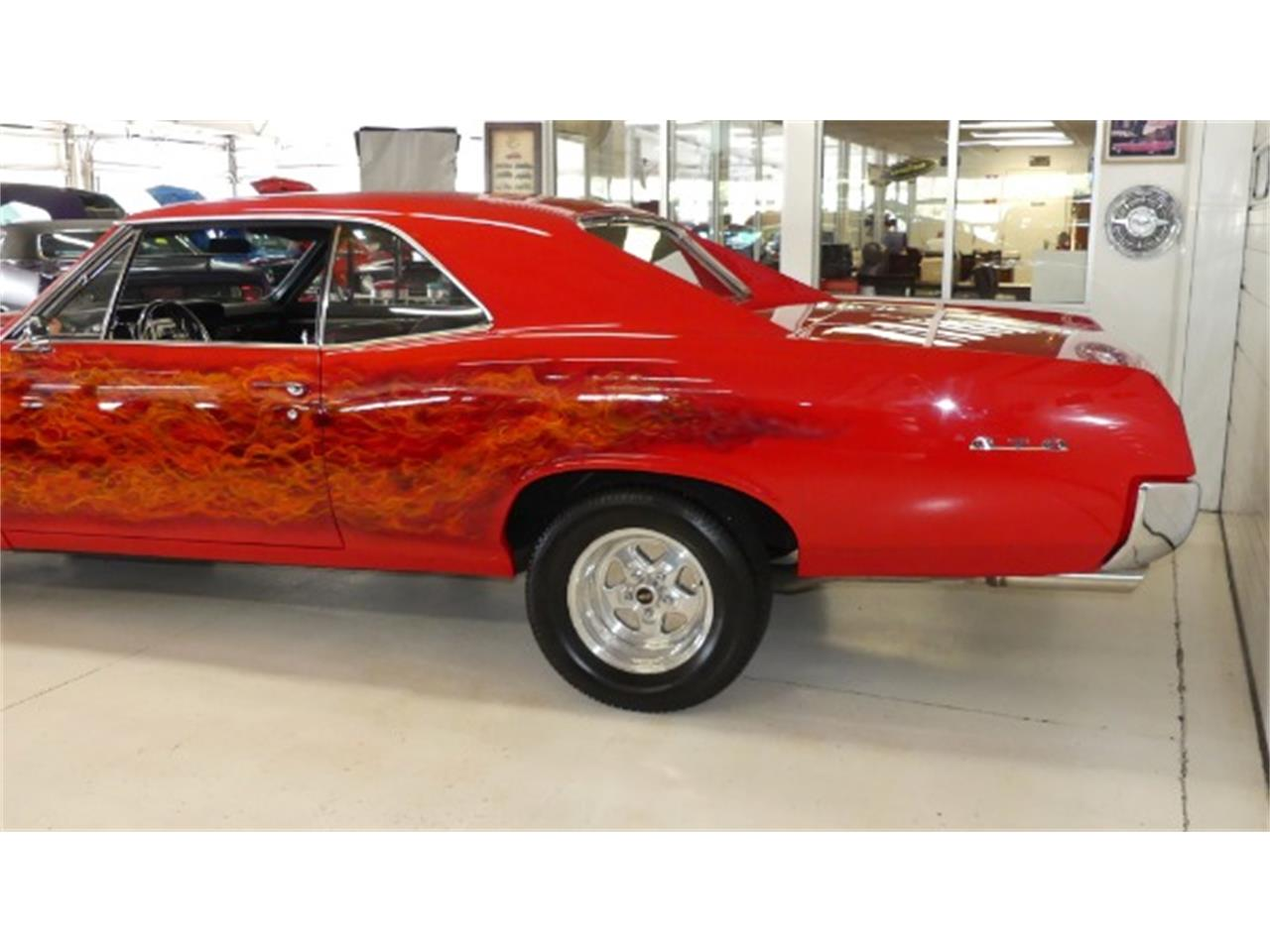 Large Picture of 1967 Pontiac Tempest located in Columbus Ohio - $27,995.00 Offered by Cruisin Classics - QPPZ