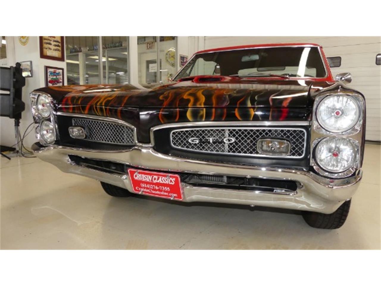 Large Picture of Classic '67 Pontiac Tempest located in Columbus Ohio - $27,995.00 - QPPZ