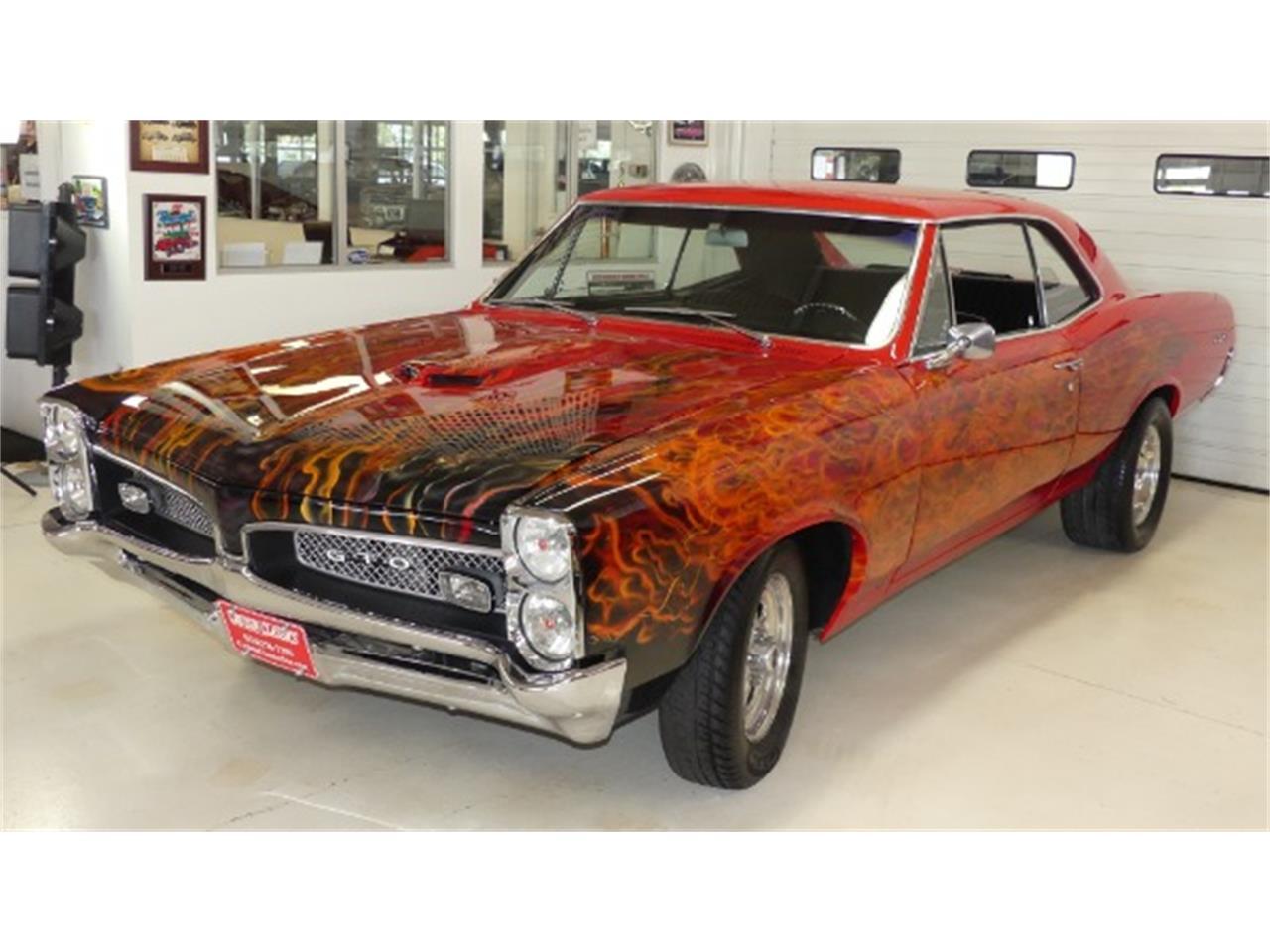 Large Picture of '67 Pontiac Tempest located in Columbus Ohio - $27,995.00 - QPPZ