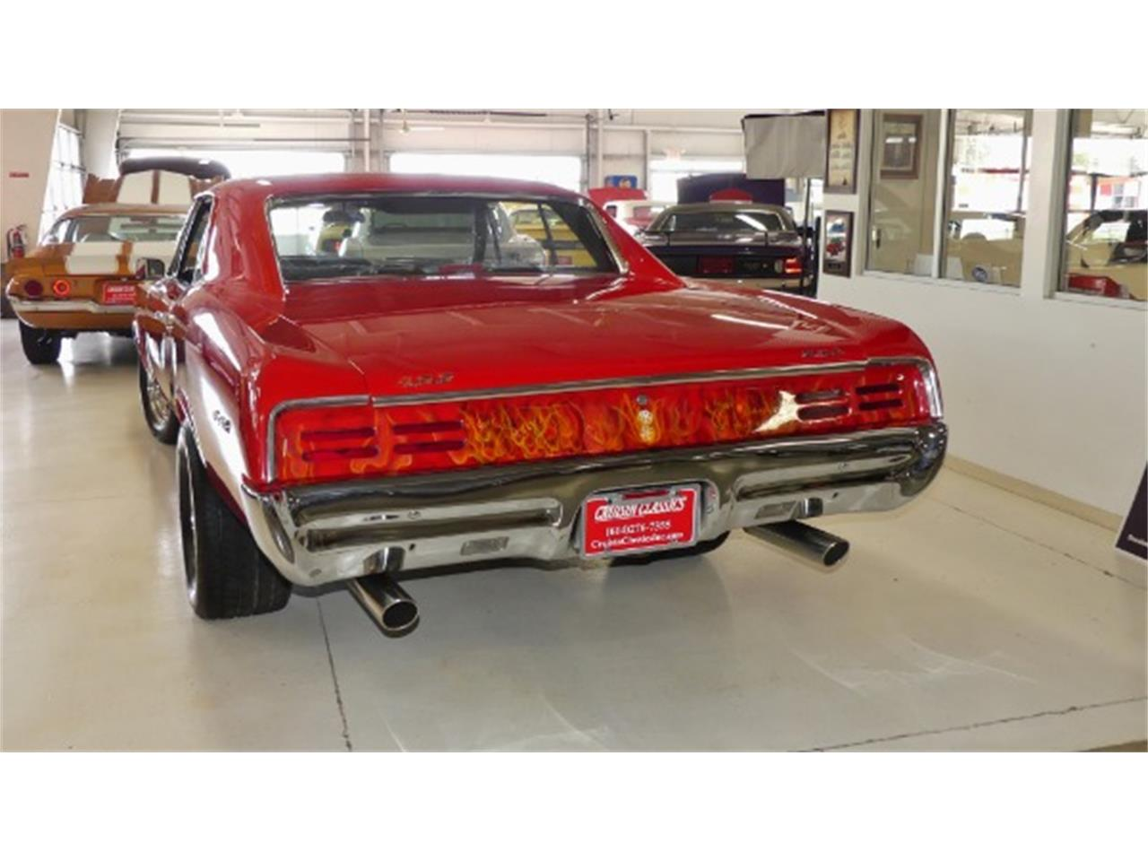 Large Picture of Classic '67 Pontiac Tempest - $27,995.00 Offered by Cruisin Classics - QPPZ