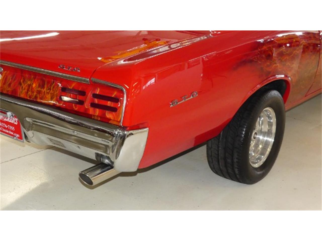 Large Picture of Classic 1967 Pontiac Tempest located in Ohio - $27,995.00 Offered by Cruisin Classics - QPPZ