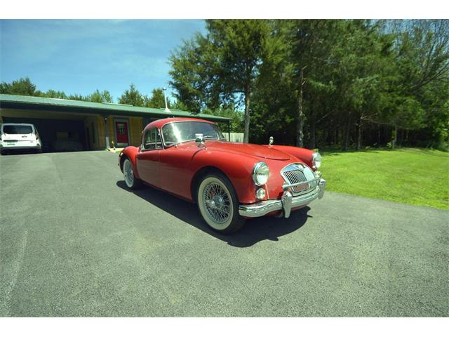 Picture of Classic 1960 MGA located in Fair Grove Missouri - $15,000.00 Offered by a Private Seller - QPQ6
