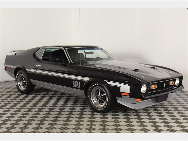 Picture of '71 Mustang Mach 1 - QKU8
