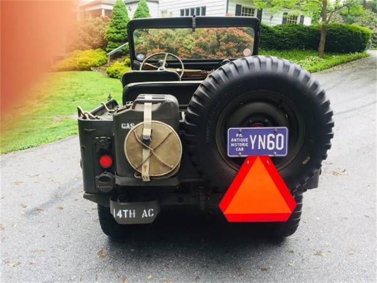 Large Picture of '51 Jeep - QPQS