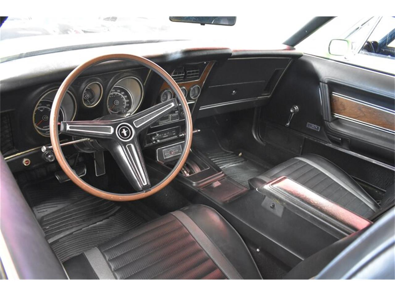 Large Picture of '71 Mustang Mach 1 - QPQW