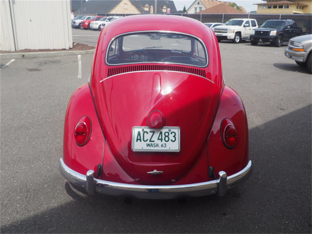Large Picture of '64 Beetle - QPRR