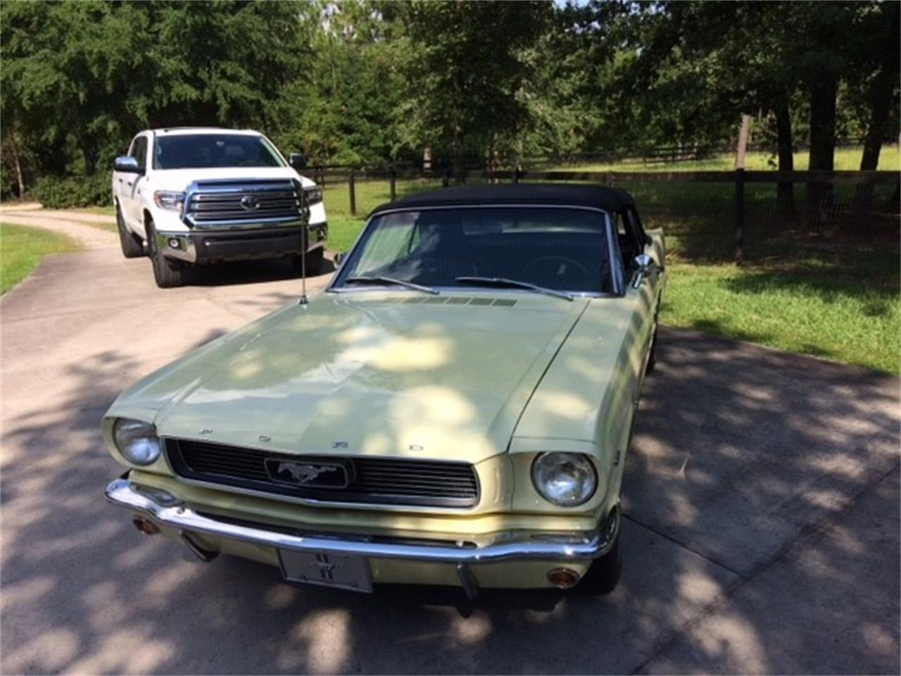 Large Picture of Classic 1966 Ford Mustang - $26,000.00 - QPS2
