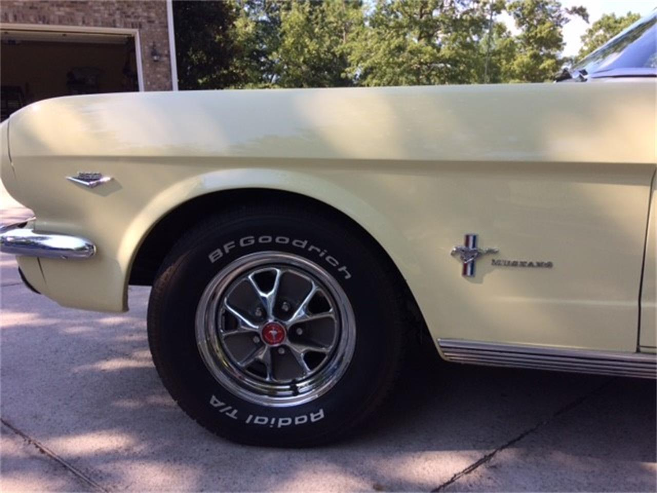 Large Picture of Classic 1966 Ford Mustang - $26,000.00 Offered by a Private Seller - QPS2