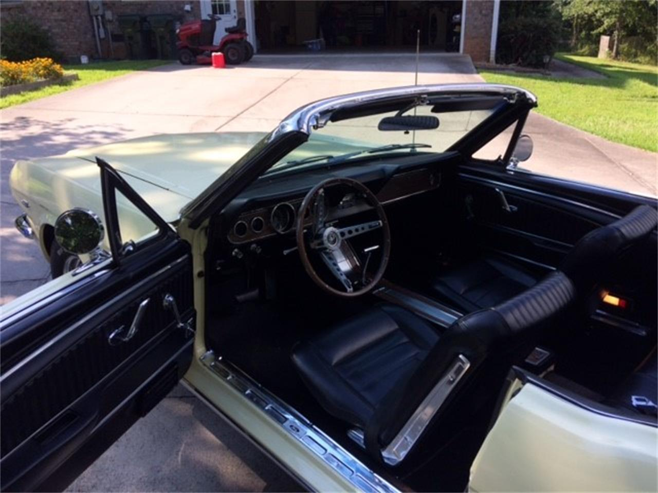 Large Picture of 1966 Ford Mustang located in South Carolina Offered by a Private Seller - QPS2