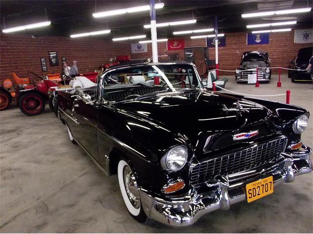 Picture of '55 Bel Air - QPSU