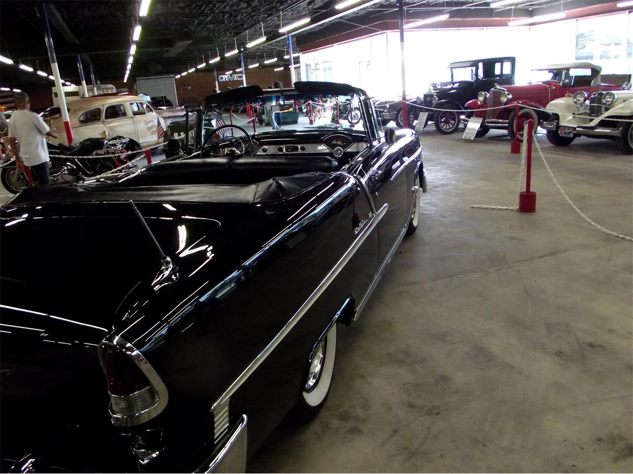 Large Picture of Classic '55 Bel Air located in wichita Falls Texas - $58,500.00 - QPSU