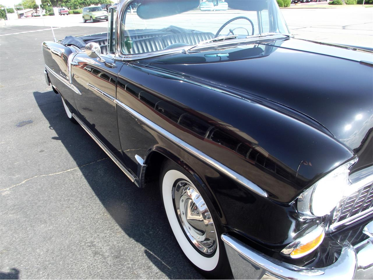 Large Picture of Classic 1955 Bel Air located in wichita Falls Texas - $58,500.00 Offered by P's Crazy Car Museum - QPSU