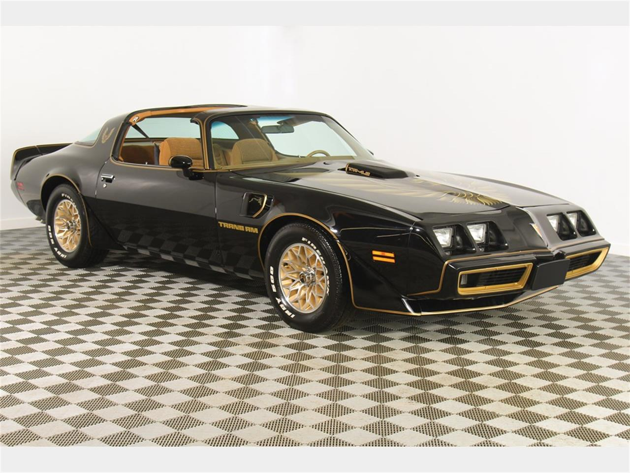 Large Picture of '79 Firebird Trans Am located in Indiana Auction Vehicle - QKU9