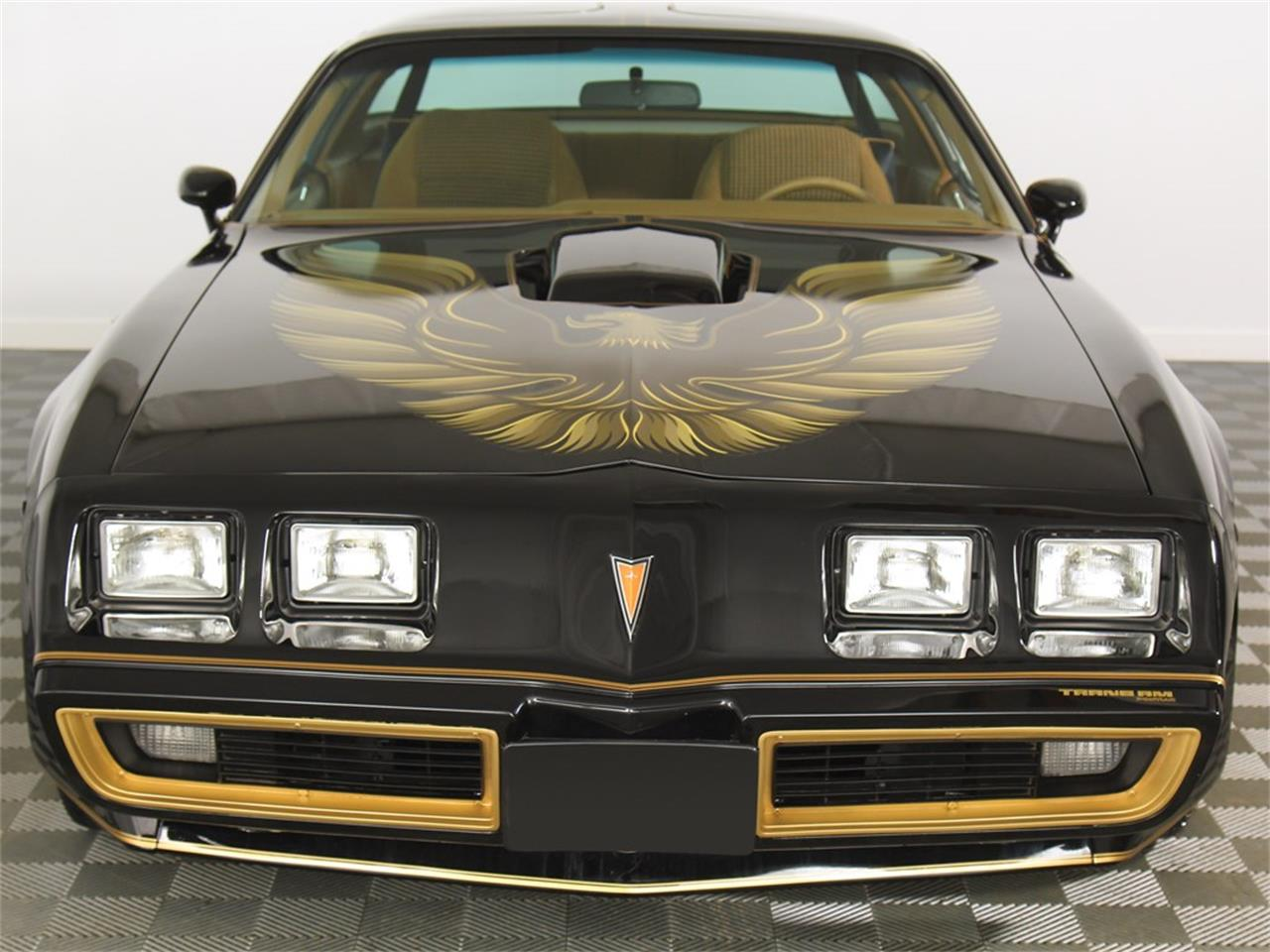 Large Picture of '79 Pontiac Firebird Trans Am Auction Vehicle - QKU9