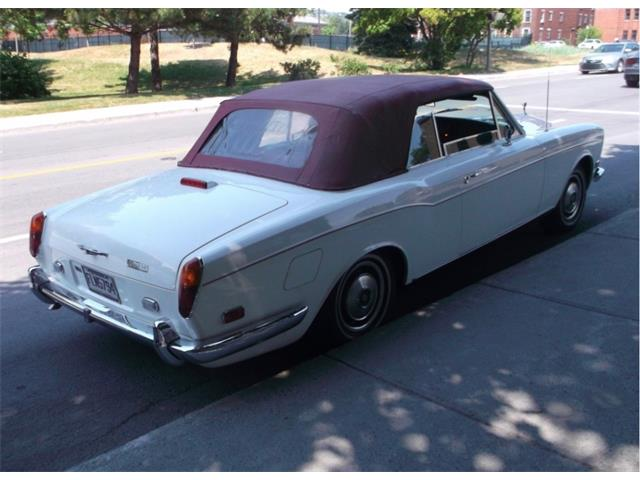 Picture of Classic '71 Rolls-Royce Corniche located in Quebec Offered by a Private Seller - QPT5