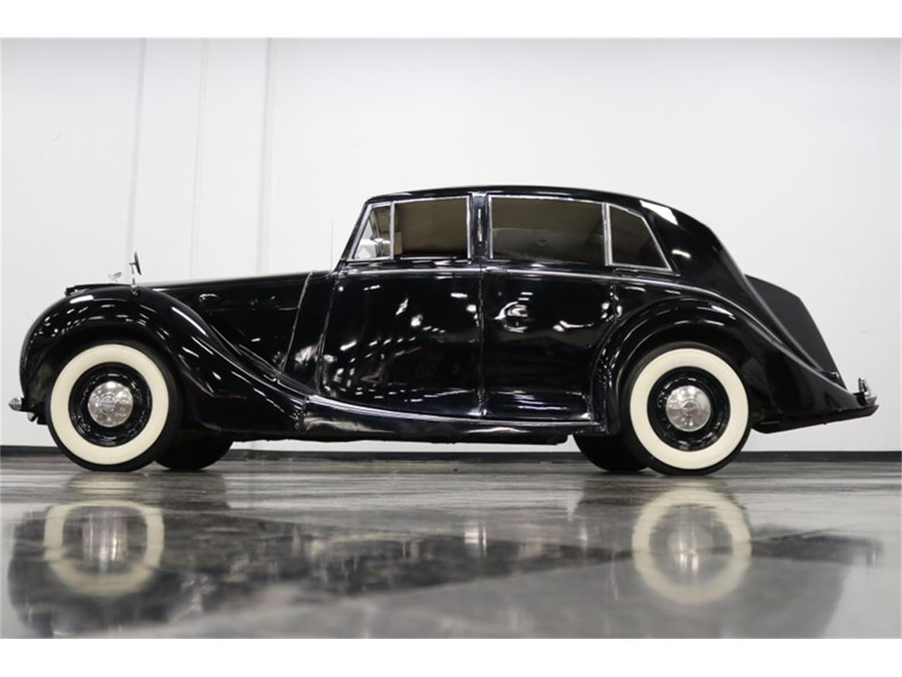 Large Picture of Classic '49 Bentley Mark VI located in Ft Worth Texas - $29,995.00 - QPTN