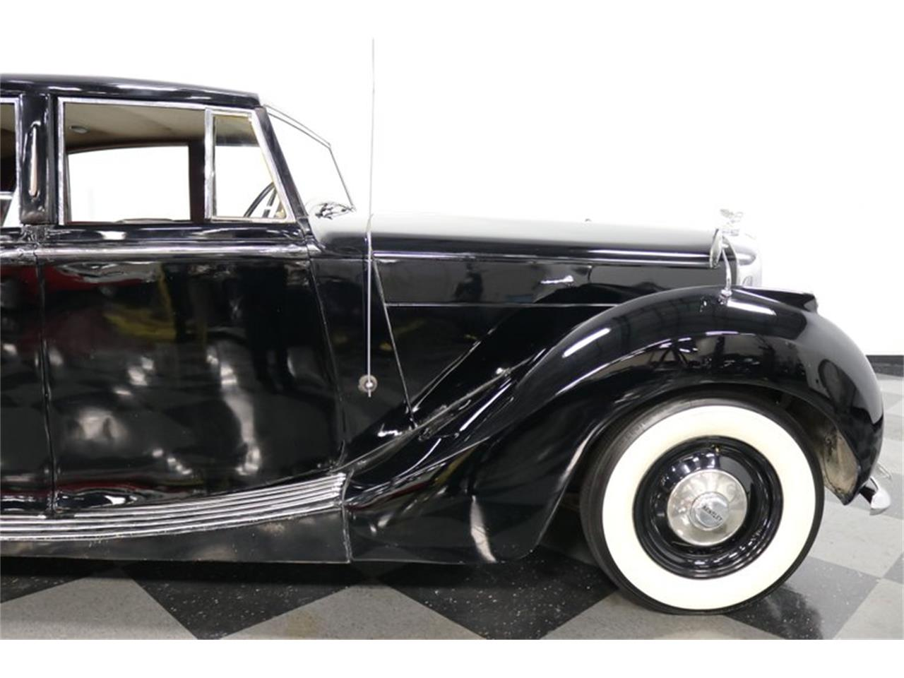 Large Picture of 1949 Mark VI located in Texas - $29,995.00 Offered by Streetside Classics - Dallas / Fort Worth - QPTN