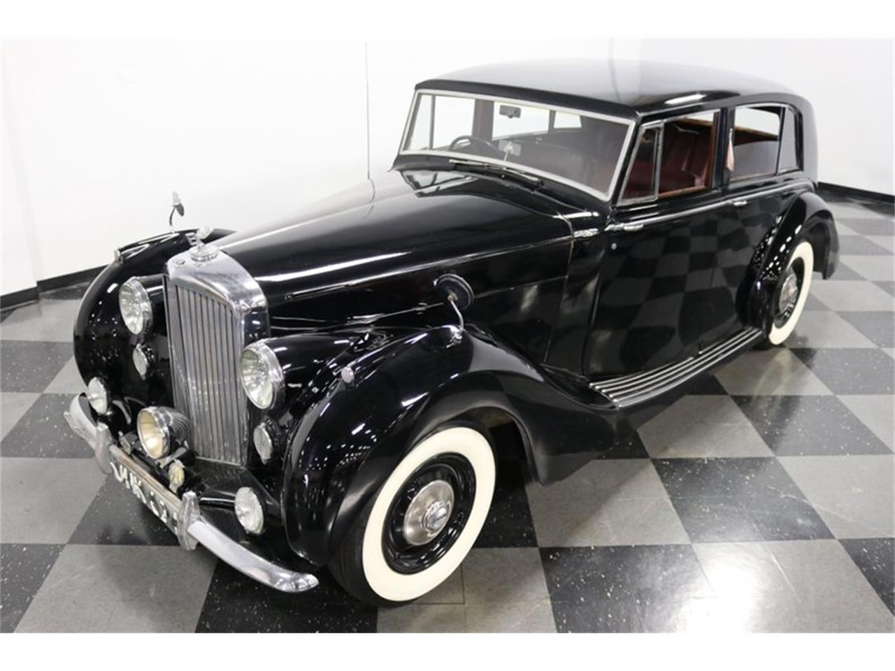 Large Picture of Classic 1949 Bentley Mark VI Offered by Streetside Classics - Dallas / Fort Worth - QPTN