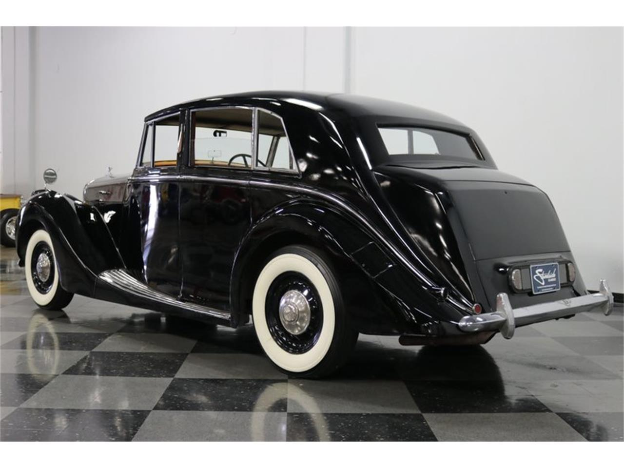 Large Picture of '49 Bentley Mark VI located in Texas - QPTN
