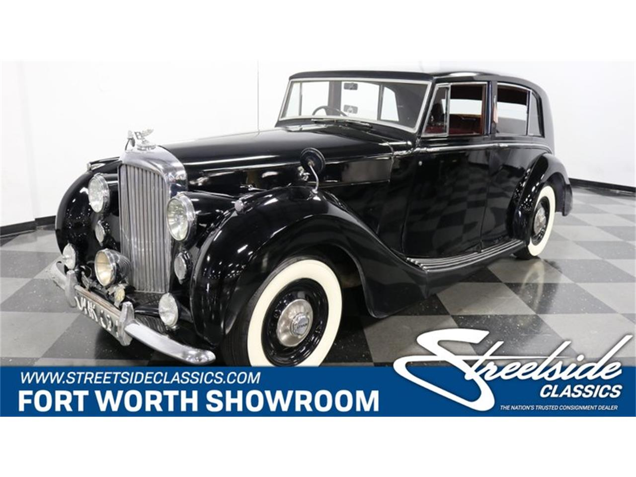 Large Picture of 1949 Bentley Mark VI located in Ft Worth Texas Offered by Streetside Classics - Dallas / Fort Worth - QPTN