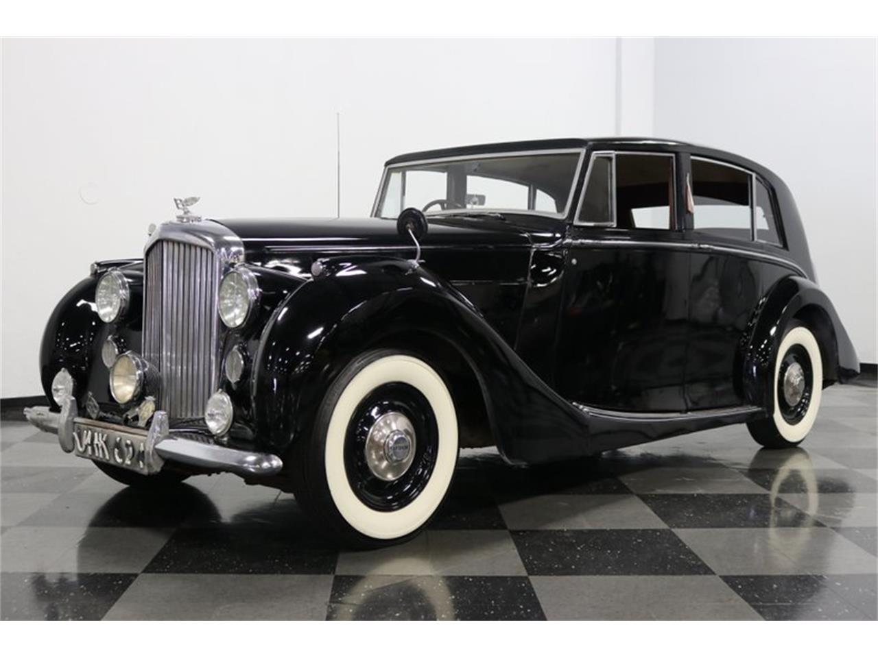 Large Picture of '49 Mark VI located in Ft Worth Texas - $29,995.00 Offered by Streetside Classics - Dallas / Fort Worth - QPTN