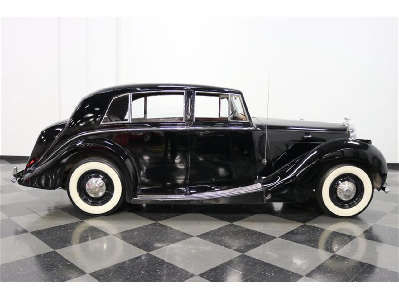Large Picture of 1949 Mark VI - $29,995.00 Offered by Streetside Classics - Dallas / Fort Worth - QPTN