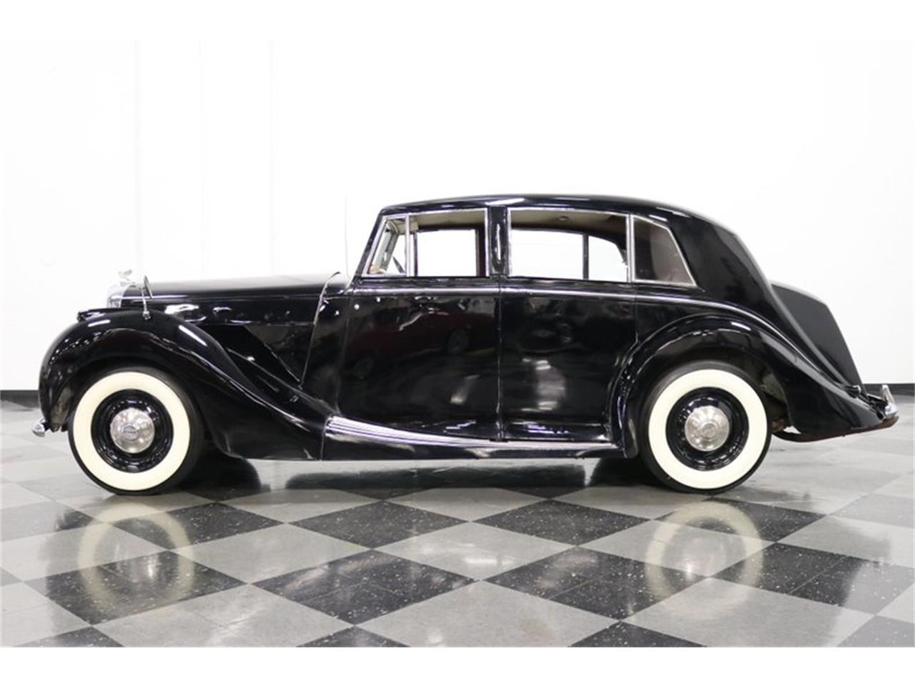 Large Picture of Classic 1949 Bentley Mark VI located in Texas - QPTN