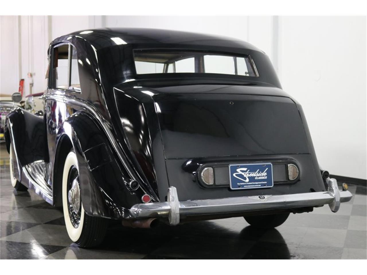 Large Picture of '49 Bentley Mark VI - $29,995.00 Offered by Streetside Classics - Dallas / Fort Worth - QPTN