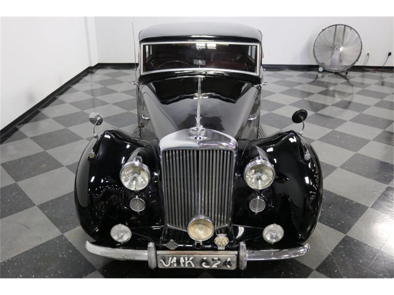 Large Picture of Classic 1949 Mark VI - $29,995.00 Offered by Streetside Classics - Dallas / Fort Worth - QPTN