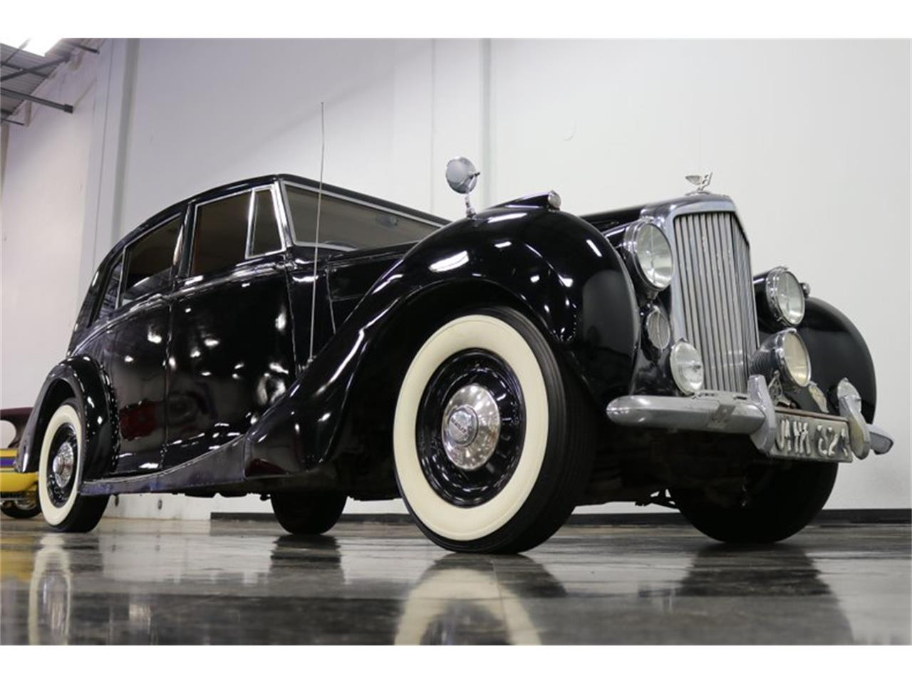 Large Picture of Classic '49 Bentley Mark VI - $29,995.00 - QPTN
